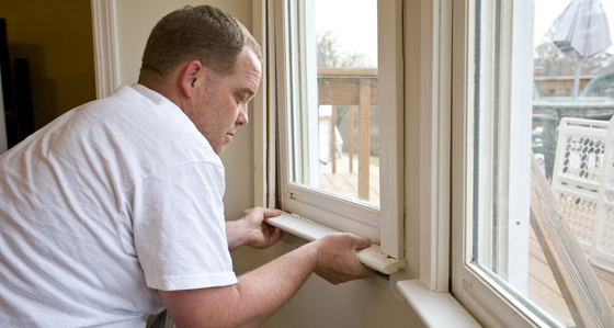 residential glass replacement and repairs
